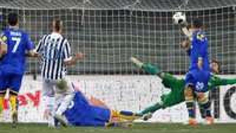 Cittadella - Verona 2-1 nel recupero