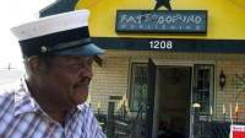Addio a Fats Domino, pioniere del rock