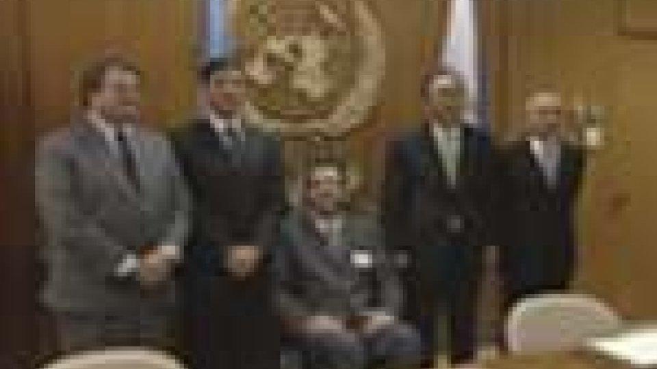 La Reggenza e il Segretario Generale Onu