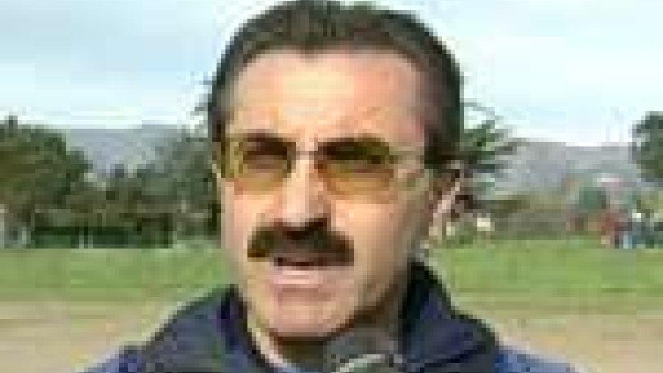 Walter Nicoletti, tecnico del San Marino