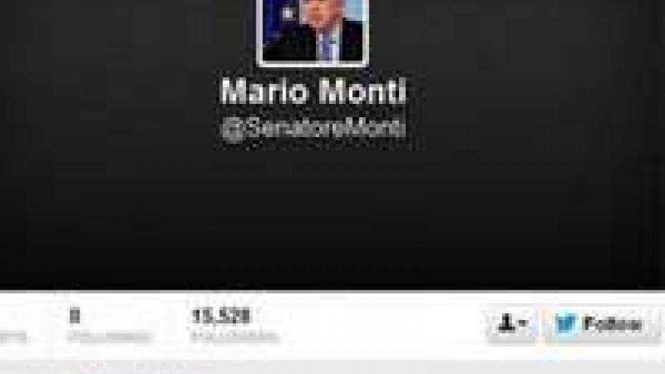 """Monti """"sale"""" in politica, entro il 31 la scelta sulla lista"""