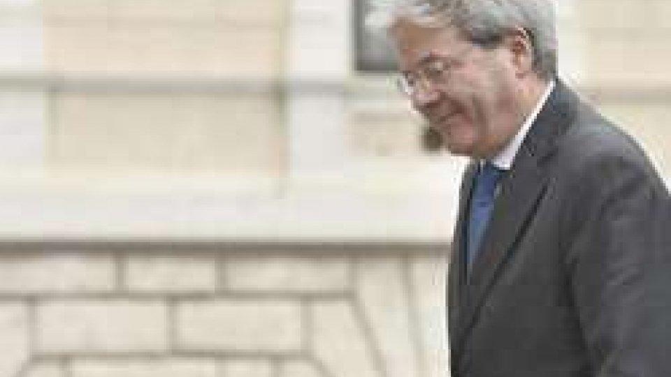 Iniziate le consultazioni, Gentiloni lima la lista dei Ministri