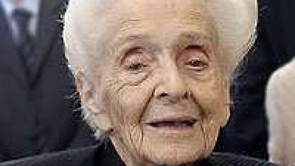 E' morta Rita Levi Montalcini