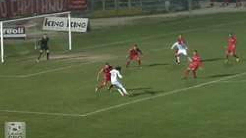 il gol del Forlì