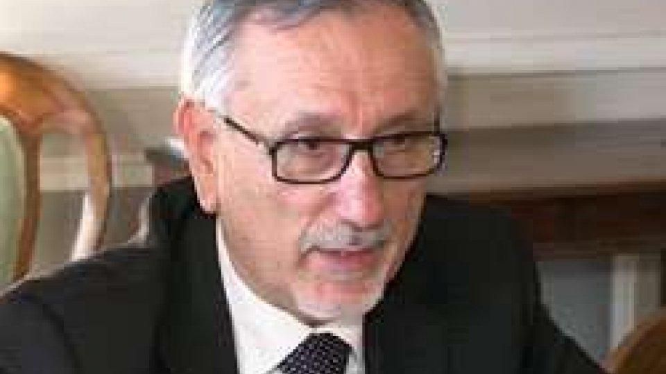 Il Segretario di Stato Pasquale Valentini
