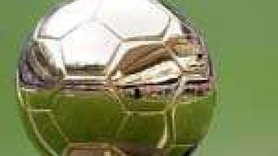 Pallone d'oro 2009 a Lionel Messi