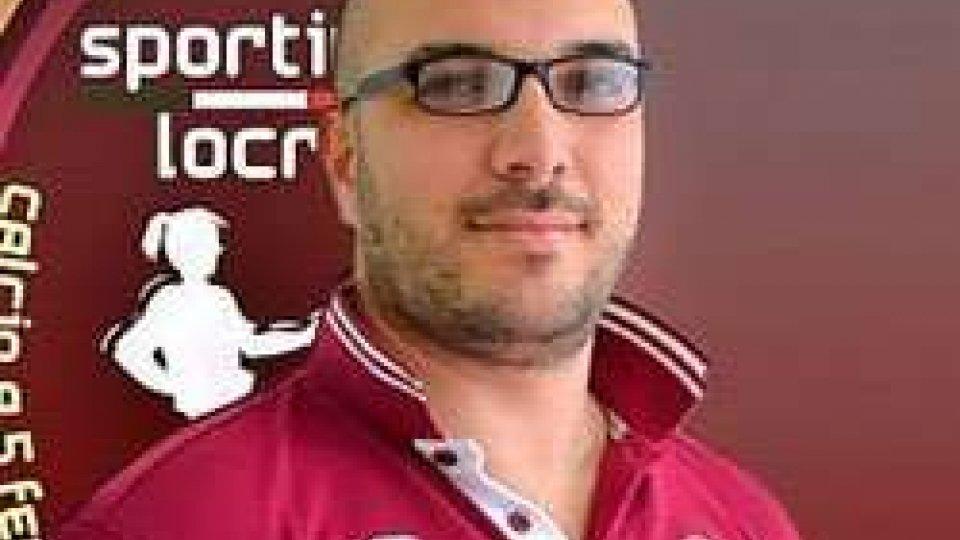Il Presidente ArmeniLo Sporting Locri continua l'attività
