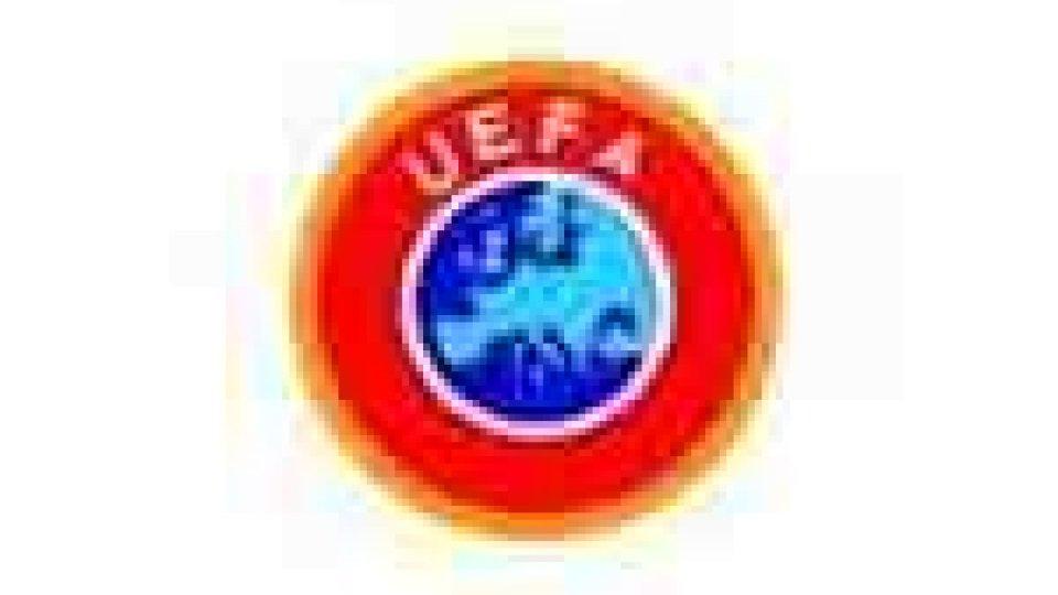 Finanziamenti dalla UEFA per i nuovi impianti