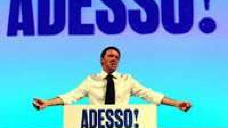 Renzi sfida Grillo, sostieni le riforme o sei un buffone