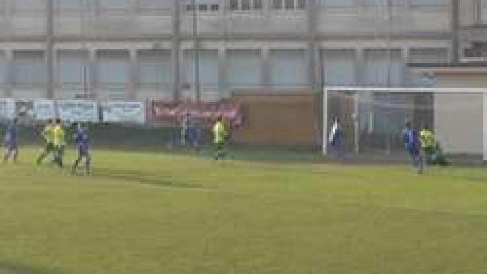Femminile: il Castelvecchio batte 2-0 la Federazione SammarineseFemminile: il Castelvecchio batte 2-0 la Federazione Sammarinese