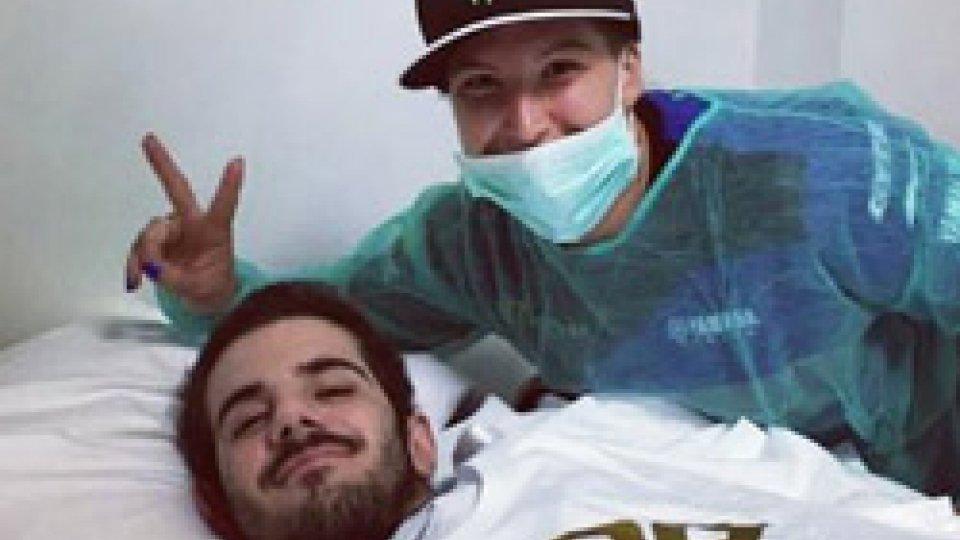 Motocross: Kiara Fontanesi festeggia il Mondiale con Bryan Toccaceli