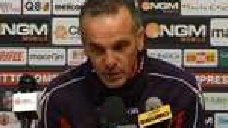 """Bologna, Pioli: """"Snellire organico e fare 25 punti"""""""