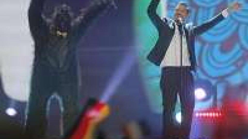 Eurovision al Portogallo, delusione per Gabbani