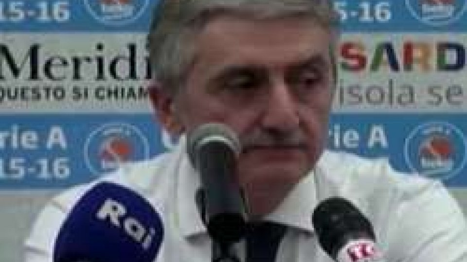 Marco Calvani: soddisfatto della vittoria contro PistoiaMarco Calvani: soddisfatto della vittoria contro Pistoia
