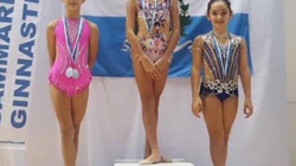 Titoli nazionali e riconoscimenti alle atlete Mya Gym