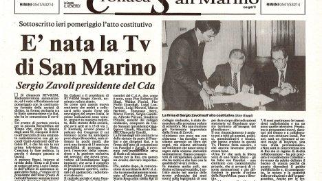 La Gazzetta del 1991