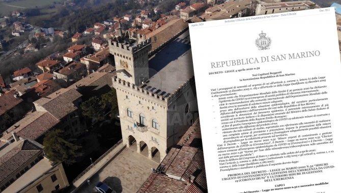 Coronavirus San Marino: con il nuovo decreto restrizioni valide fino al 20 aprile