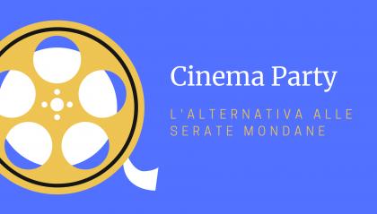 Come si organizza un cinema party?