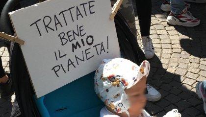 I giovani sono tornati in piazza per il clima