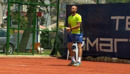 Montenegro: Marco De Rossi in semifinale nel tennis è già medaglia