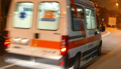 Incidente a Cerasolo, due donne trasferite all'Infermi di Rimini