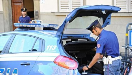 Rapina banca a Firenze, arrestato a Riccione