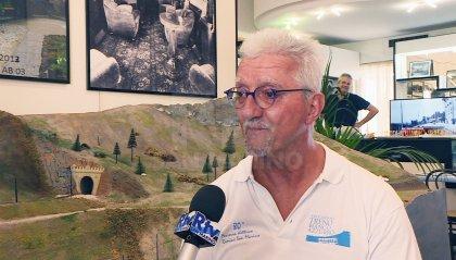 """Nel servizio l'intervista a Giancarlo """"Yuma"""" Terenzi (Associazione Treno Bianco Azzurro)"""