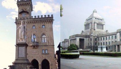 San Marino-Giappone: firmato nuovo accordo, opportunità di business per le imprese di entrambi i Paesi