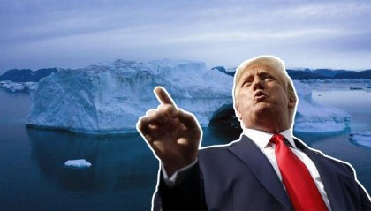 """Trump vuole acquistare la Groenlandia. Il governo danese lo frena: """"non è in vendita"""""""