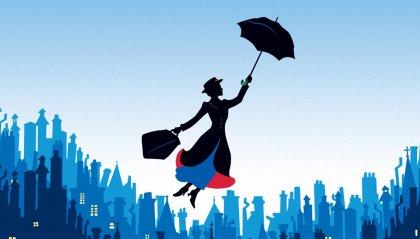 """27 Agosto 1964 arriva nei cinema """"Mary Poppins"""""""