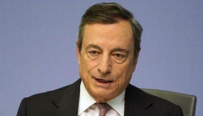 Bce taglia i tassi sui depositi, nuovo QE da 20 miliardi