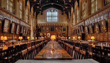 All'università sale in cattedra Harry Potter