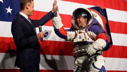 In passerella le nuove tute spaziali della NASA