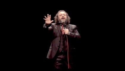 "Balasso ""autodidattutto"": il suo monologo VELODIMAYA in Romagna"