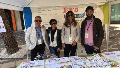 Ordine degli Ingegneri - Piazze delle prevenzione sismica a Rimini Santarcangelo e Coriano