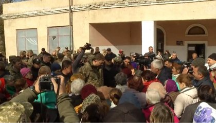 Ulteriore rinvio della data per il ridispiegamento delle truppe nel Donbass