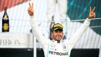 Lewis Hamilton è campione del mondo