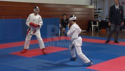 Karate, cominciato l'Open Internazionale di San Marino