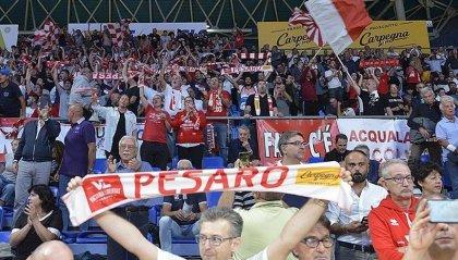 VL Pesaro, non basta l'orgoglio: Trento vince ai supplementari