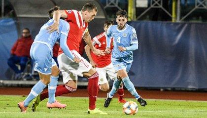 San Marino - Russia 0 - 5