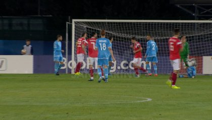 Troppa Russia per San Marino: allo Stadium finisce 5-0