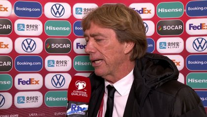 """Bonini: """"Siamo sulla strada giusta. Ho visto una Nazionale che sa giocare a calcio. Varrella? C'è tempo"""""""