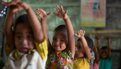 """Unicef: 1 bimbo su 4 è """"invisibile"""", 166 milioni quelli non registrati"""