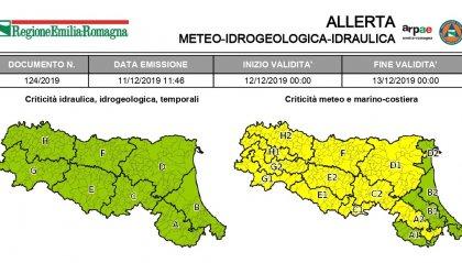Emilia Romagna: allerta gialla per arrivo neve. Fiocchi anche sul Titano?