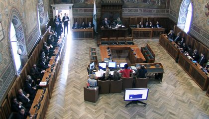 Seduta inaugurale del Consiglio Grande e Generale: cominciata la XXX legislatura