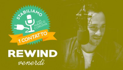Stabiliamo Un Contatto Venerdì 03 Gennaio 2020