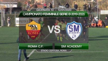 San Marino Academy: 2-1 alla Roma CF e vetta della classifica