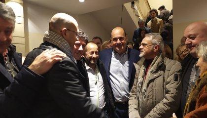 Libera: incontro con Nicola Zingaretti