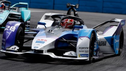 FormulaE, Santiago del Cile: primo successo in carriera di Max Gunther