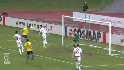 Padova-Modena 0-1